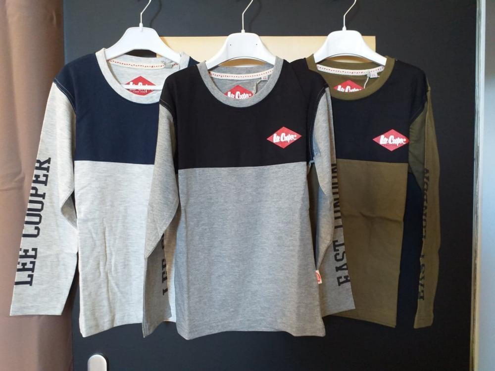 Tee shirt manches longues Lee Cooper